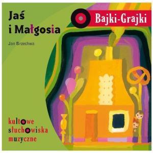Bajki Grajki Jaś i Małgosia CD audio /rok nagrania 1966/