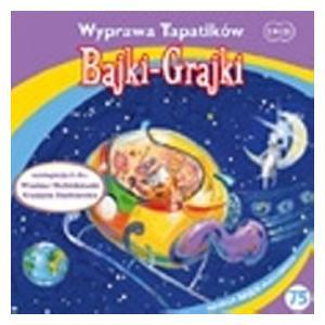 Bajki Grajki Wyprawa Tapatików CD audio /rok nagrania 1981/