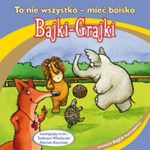 Bajki Grajki To nie wszystko mieć boisko CD /rok nagrania 1983/