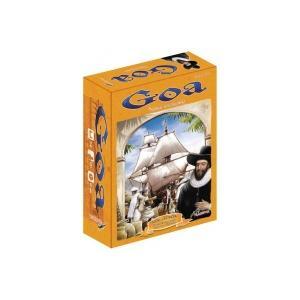 Goa (edycja polska) Gra planszowa