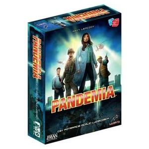 Pandemia. Gra Planszowa