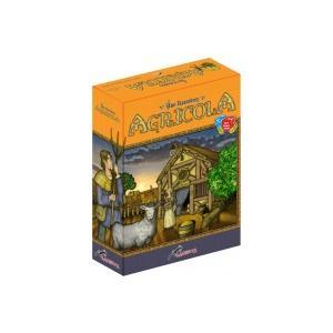 Agricola: Chłopi i ich zwierzyniec - jeszcze więcej budynków do zwierzyńca Gra planszowa