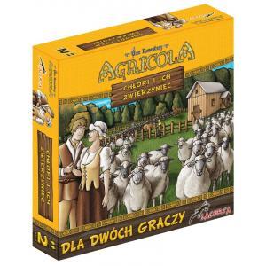 Agricola: Chłopi i ich zwierzyniec - Jeszcze więcej budynków do zwierzyńca dodatek do gry