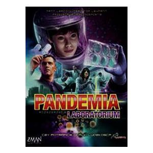 Pandemia: Laboratorium. Dodatek do Gry
