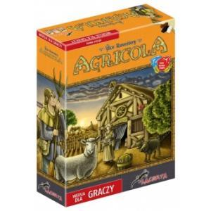 Agricola (Wersja dla Graczy). Gra Planszowa