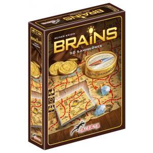 Brains: Mapa Skarbów. Gra Planszowa