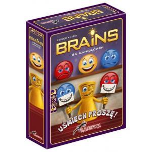 Brains: Uśmiech proszę! 50 łamigłówek