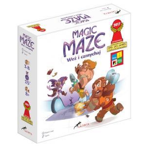 Magic Maze - Weź i Czmychaj. Gra Kooperacyjna