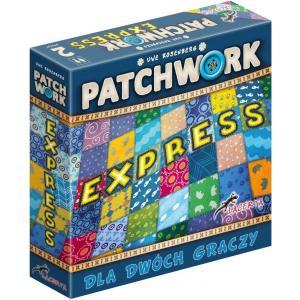 Patchwork Express. Gra Planszowa