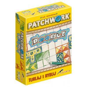 Patchwork Doodle (Edycja Polska). Gra Towarzyska