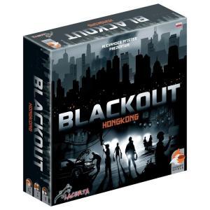 Blackout: Hongkong. Gra Planszowa