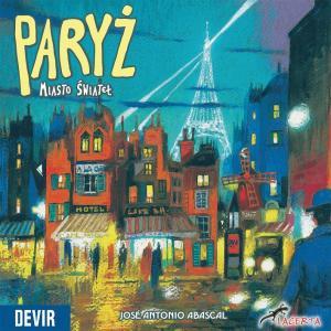 Paryż miasto świateł