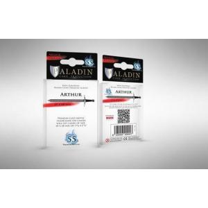 Koszulki na karty Arthur Premium Mini European (45x68) 55 sztuk