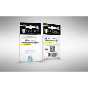 Koszulki na karty Galahad Premium Mini American (41x63) 55 sztuk