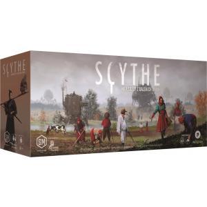 Scythe: Najeźdźcy z Dalekich Krain. Gra Planszowa