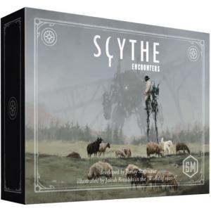 Scythe: Encounters. Dodatek do Gry Planszowej