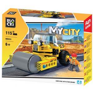 Klocki Blocki MyCity Walec 115 el.