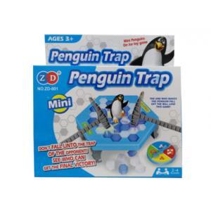 Gra Pingwinki