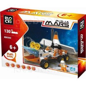 Klocki Blocki Misja Mars 130 elementów