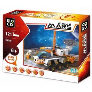 Klocki Blocki Misja Mars 121 elementów