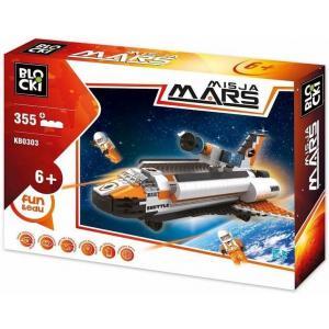 Klocki Blocki Misja Mars Prom kosmiczny 355 elementów