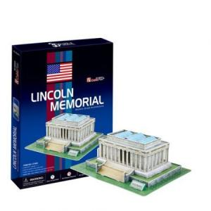 Puzzle 3D Lincoln Memeorial