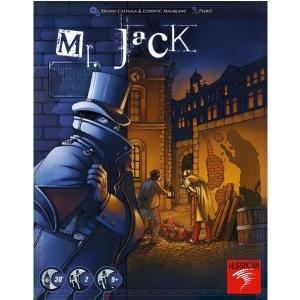 Mr. Jack. Gra Planszowa