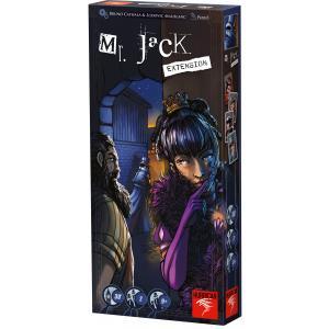 Mr. Jack dodatek ( edycja polska)