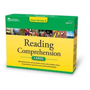 Reading Comprehension Cards. Grupa 5 (9-13 lat)