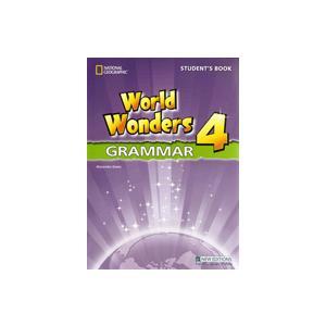 World Wonders 4. Student's Book Grammar