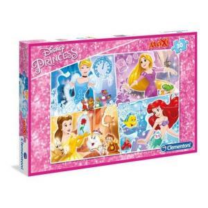 Puzzle Maxi 30 Księżniczki