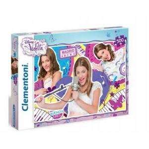 Puzzle 500 Violetta 1