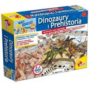 Mały geniusz Dinozaury