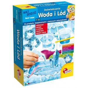 Doświadczenia Woda i Lód