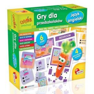 Carotina Gry dla przedszkolaków
