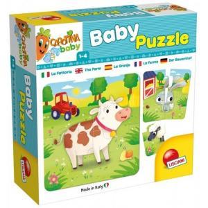 Carotina Baby Puzzle Farma