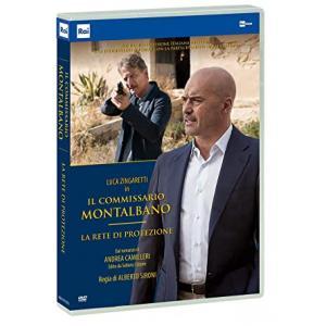 Il commissario Montalbano La rete di protezione DVD