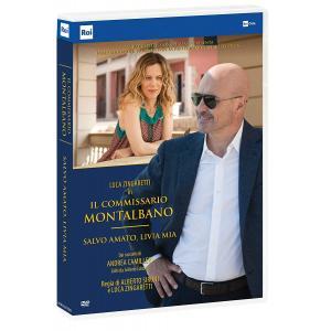 Il commissario Montalbano Salvo amato, Livia mia DVD