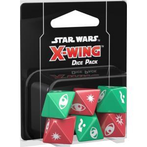 Star Wars X-Wing - Komplet Kości (Druga Edycja)