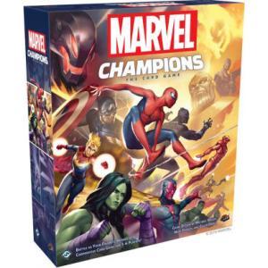 Marvel Champions wer. angielska
