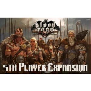 Blood Rage: Rozszerzenie dla 5 gracza