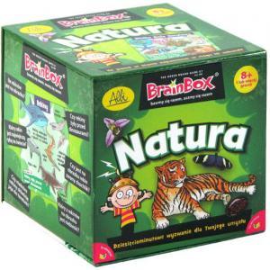 BrainBox. Natura. Gra Planszowa