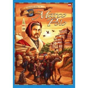 Marco Polo. Gra Planszowa