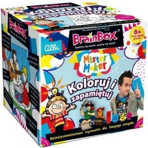 BrainBox. Koloruj i Zapamiętuj