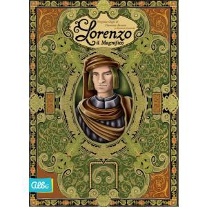 Lorenzo il Magnifico Gra planszowa