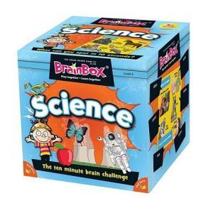 BrainBox. Science. Gra Planszowa. Wersja Angielska