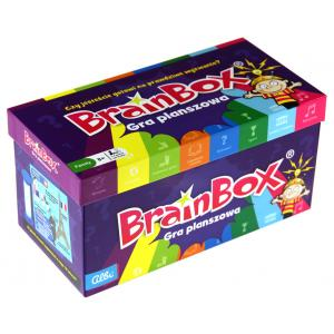 BrainBox. Gra Planszowa