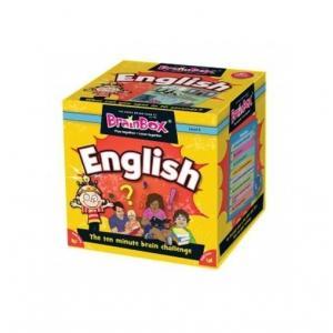 BrainBox English. Gra Planszowa. Wersja Angielska
