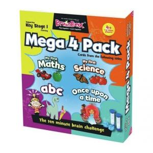 Brainbox Mega 4 Pack (wersja ang.)