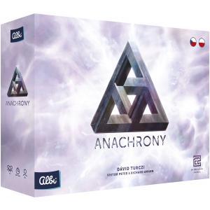 Anachrony (Edycja Polska). Gra Planszowa